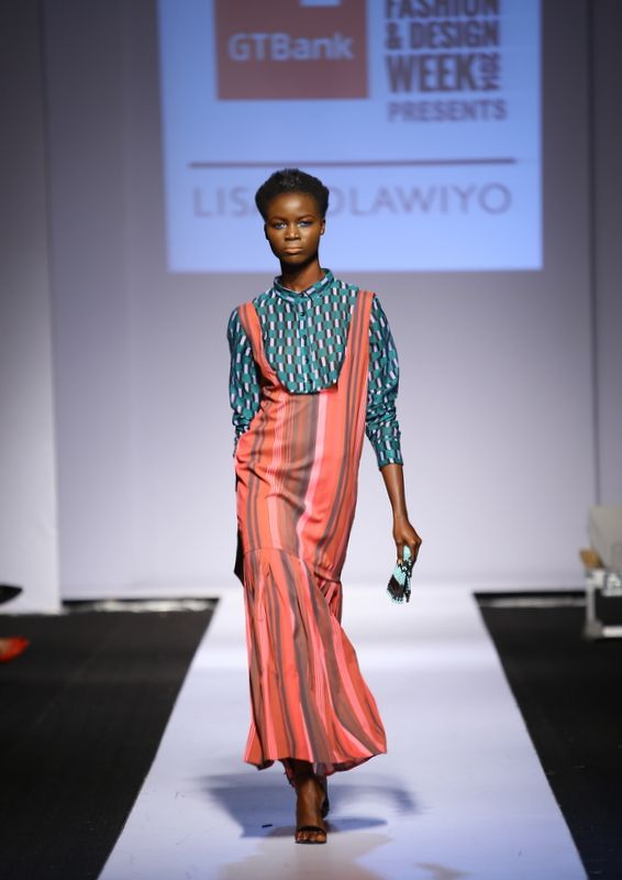 GTBank Lagos Fashion & Design Week 2014 Lisa Folawiyo - Bellanaija - October2014017