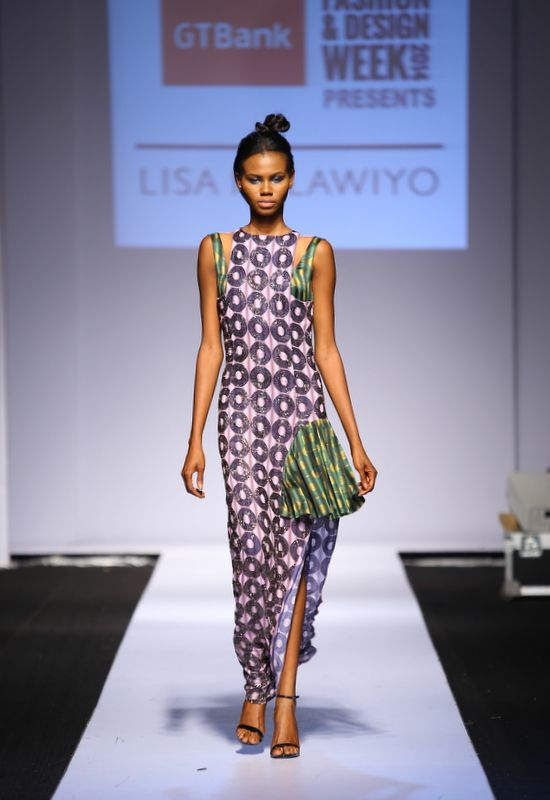 GTBank Lagos Fashion & Design Week 2014 Lisa Folawiyo - Bellanaija - October2014018