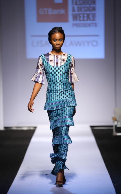 GTBank Lagos Fashion & Design Week 2014 Lisa Folawiyo - Bellanaija - October2014019