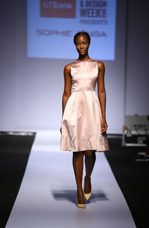 GTBank Lagos Fashion & Design Week 2014 Sophie Zinga - Bellanaija - November2014001