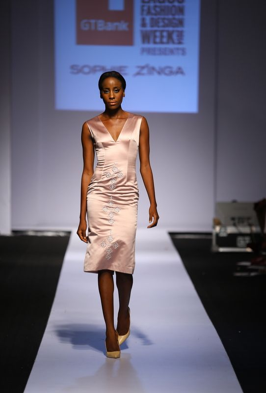 GTBank Lagos Fashion & Design Week 2014 Sophie Zinga - Bellanaija - November2014002
