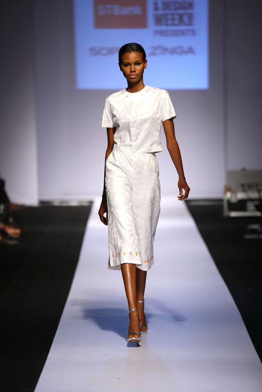 GTBank Lagos Fashion & Design Week 2014 Sophie Zinga - Bellanaija - November2014004