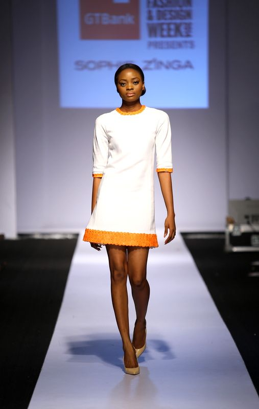 GTBank Lagos Fashion & Design Week 2014 Sophie Zinga - Bellanaija - November2014005