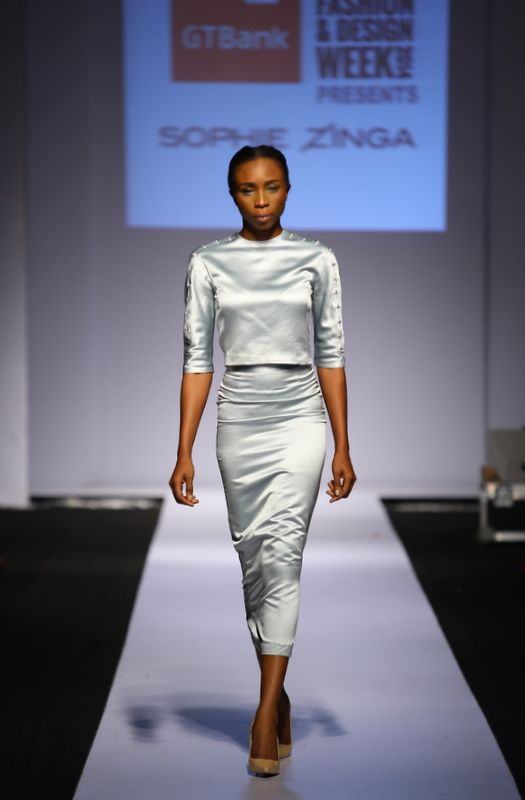 GTBank Lagos Fashion & Design Week 2014 Sophie Zinga - Bellanaija - November2014007