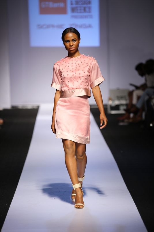 GTBank Lagos Fashion & Design Week 2014 Sophie Zinga - Bellanaija - November2014010