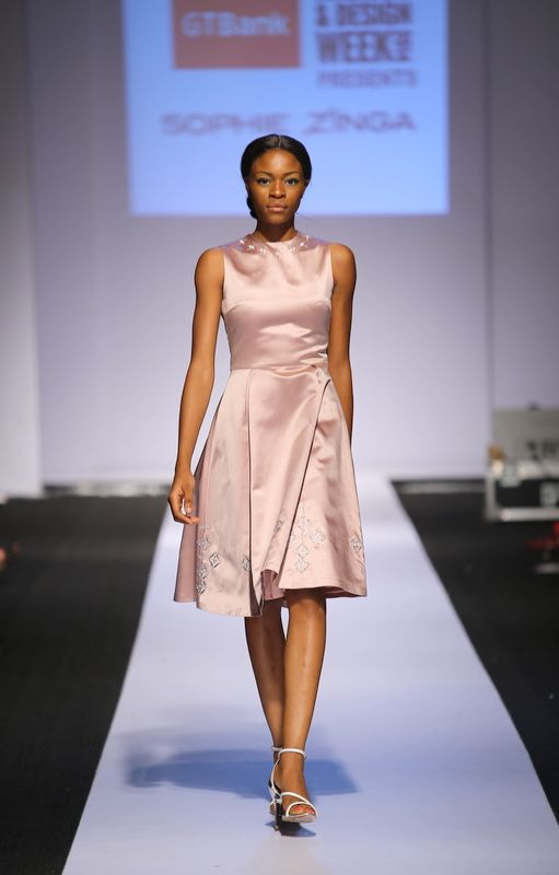 GTBank Lagos Fashion & Design Week 2014 Sophie Zinga - Bellanaija - November2014014