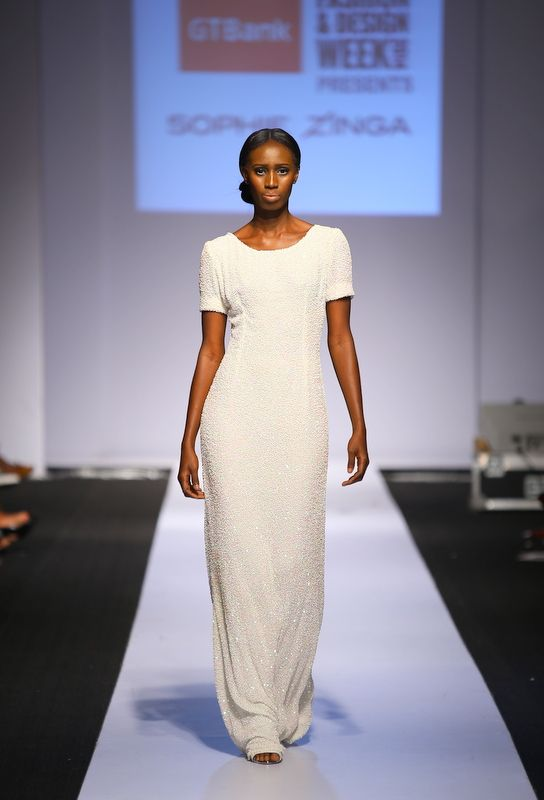 GTBank Lagos Fashion & Design Week 2014 Sophie Zinga - Bellanaija - November2014020