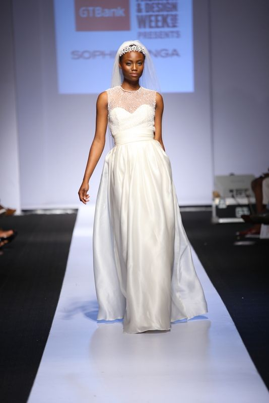 GTBank Lagos Fashion & Design Week 2014 Sophie Zinga - Bellanaija - November2014023