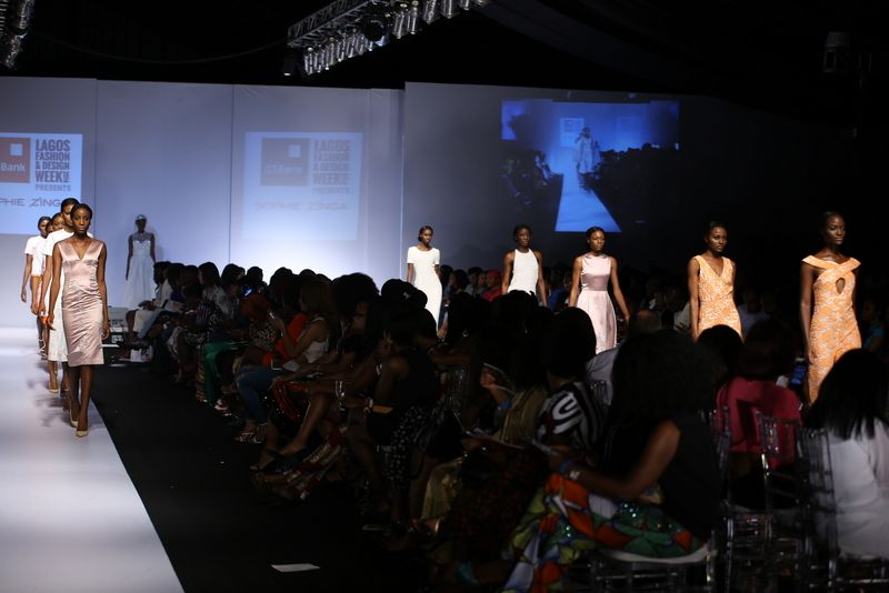 GTBank Lagos Fashion & Design Week 2014 Sophie Zinga - Bellanaija - November2014024