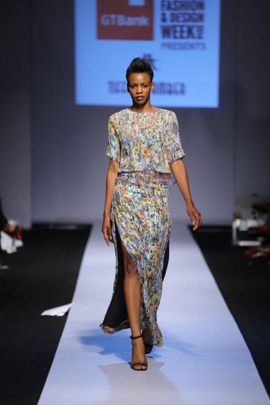 GTBank Lagos Fashion & Design Week 2014 Tiffany Amber - Bellanaija - November2014002
