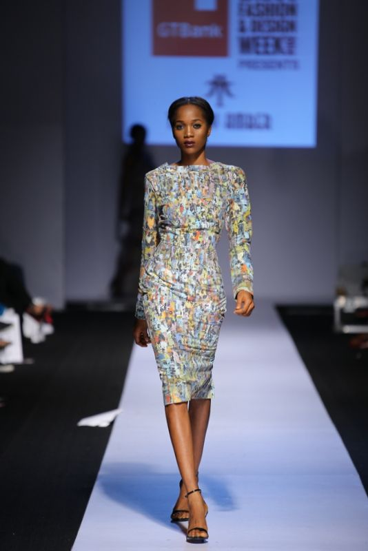 GTBank Lagos Fashion & Design Week 2014 Tiffany Amber - Bellanaija - November2014003