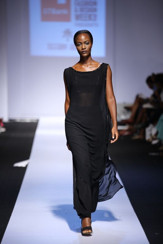 GTBank Lagos Fashion & Design Week 2014 Tiffany Amber - Bellanaija - November2014005