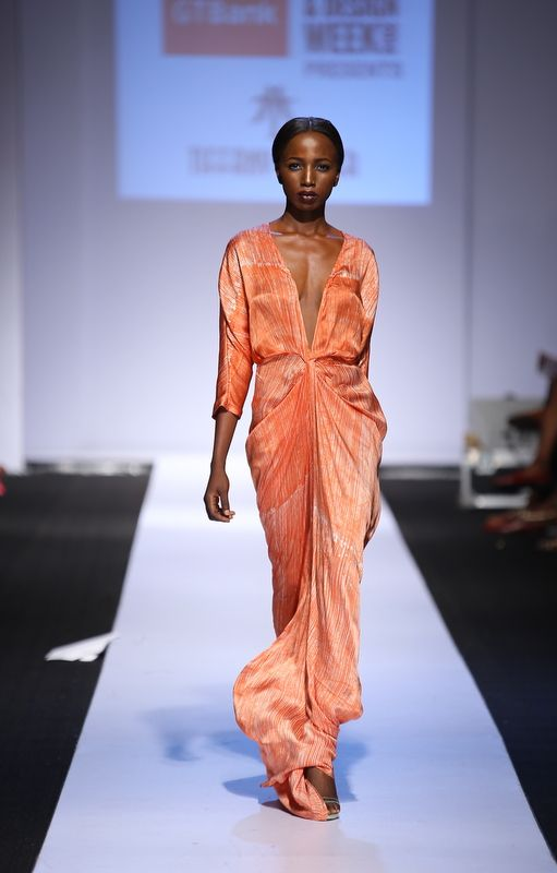 GTBank Lagos Fashion & Design Week 2014 Tiffany Amber - Bellanaija - November2014015