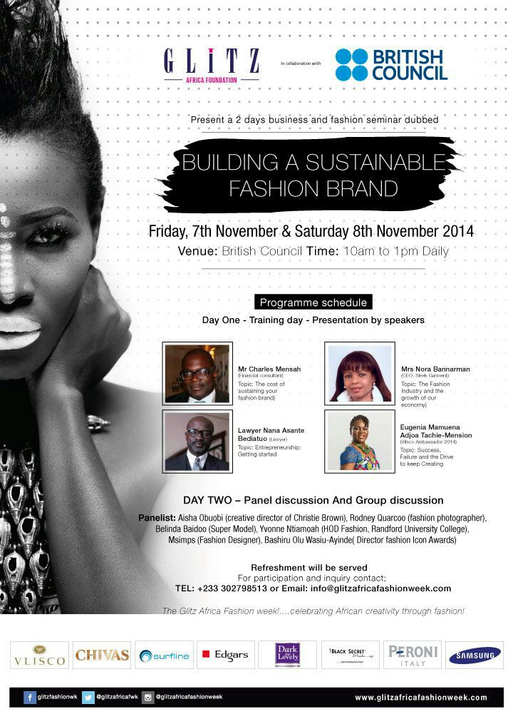 Glitz Africa Fashion Week 2014 - Bellanaija - November 2014 (1)