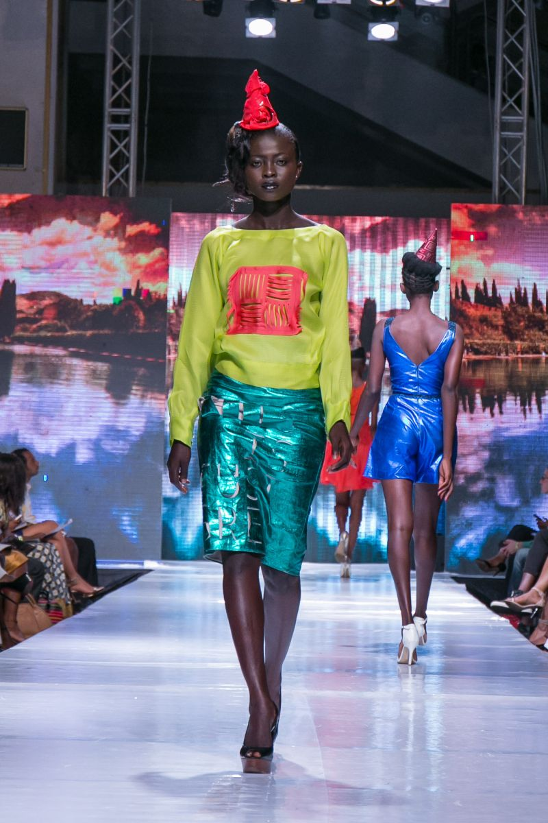 Glitz Africa Fashion Week 2014 Grey - Bellanaija - November2014011
