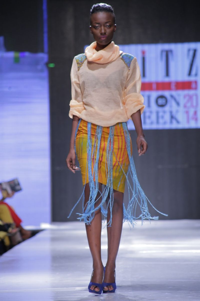 Glitz Africa Fashion Week 2014 Mina Evans - Bellanaija - November2014014
