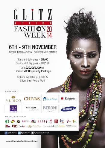 Glitz Africa Fashon Week 2014 - Bellanaija - November 2014