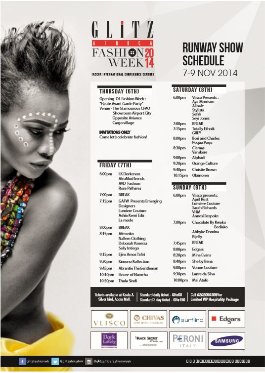 Glitz Africa Fashon Week 2014 - Bellanaija - November 2014001
