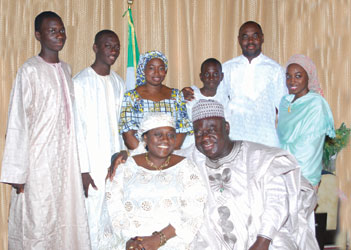 Gov-Aliyu-family Niger State