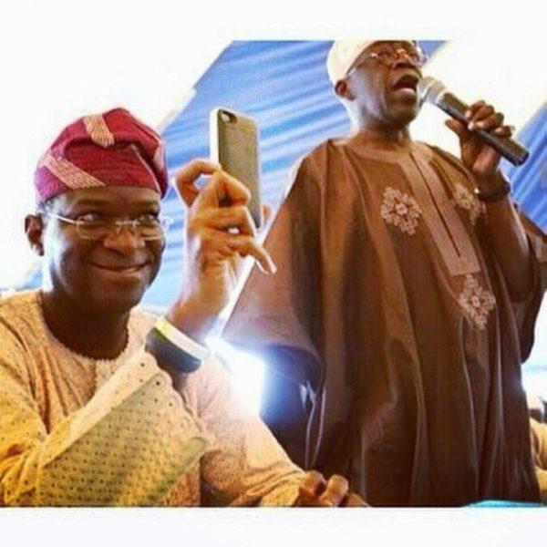 Governor Fashola Selfie