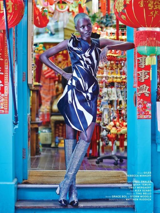 Grace Bol for Archetype 02 Magazine - Bellanaija - November 2014007