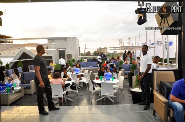 Grill at the Pent Back to the Future Edition - Bellanaija - October2014010