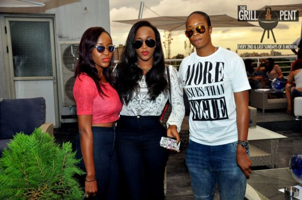 Grill at the Pent Back to the Future Edition - Bellanaija - October2014011