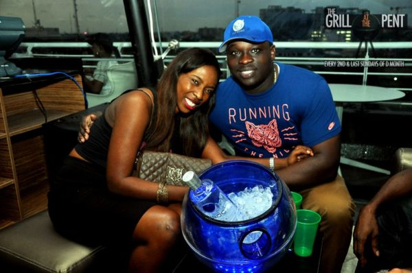 Grill at the Pent Back to the Future Edition - Bellanaija - October2014012