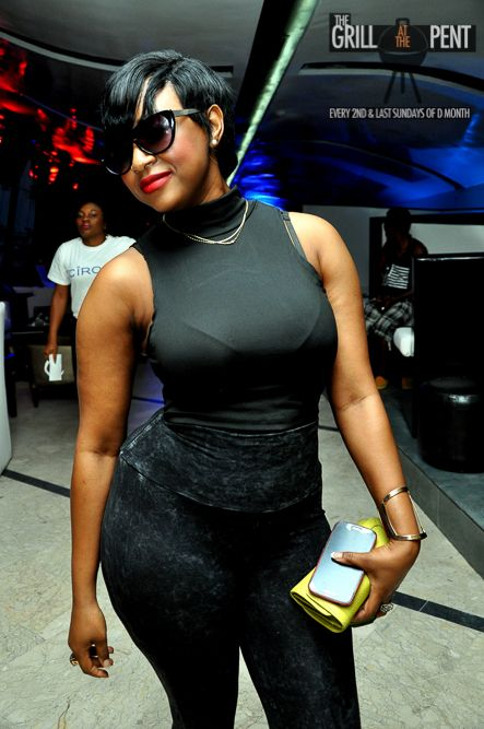 Grill at the Pent Back to the Future Edition - Bellanaija - October2014013