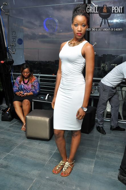 Grill at the Pent Back to the Future Edition - Bellanaija - October2014015