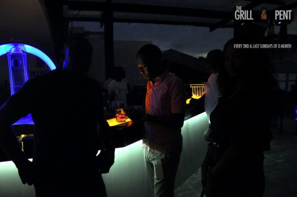 Grill at the Pent Back to the Future Edition - Bellanaija - October2014017