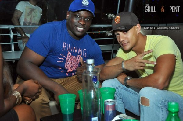 Grill at the Pent Back to the Future Edition - Bellanaija - October2014019