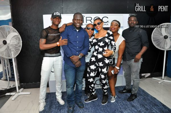 Grill at the Pent Back to the Future Edition - Bellanaija - October2014022