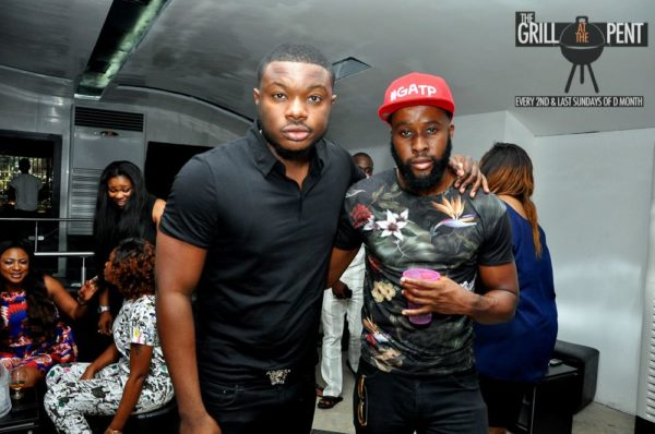 Grill at the Pent Back to the Future Edition - Bellanaija - October2014026
