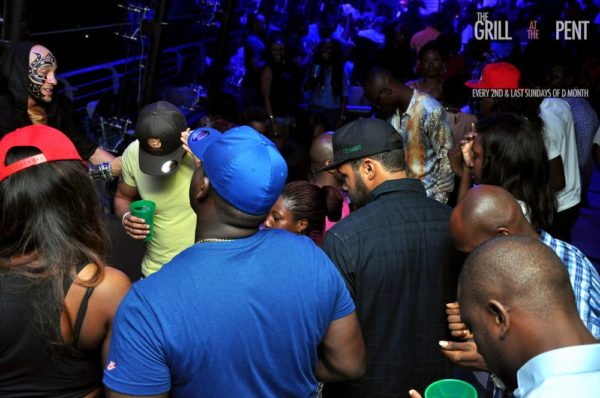 Grill at the Pent Back to the Future Edition - Bellanaija - October2014027
