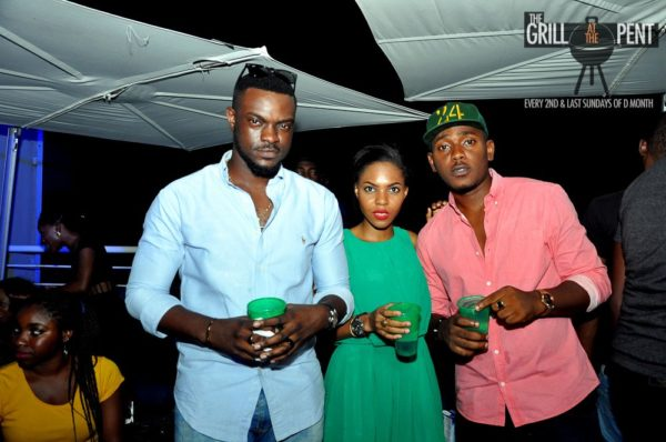 Grill at the Pent Back to the Future Edition - Bellanaija - October2014029