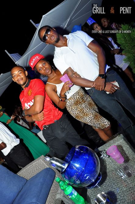 Grill at the Pent Back to the Future Edition - Bellanaija - October2014030