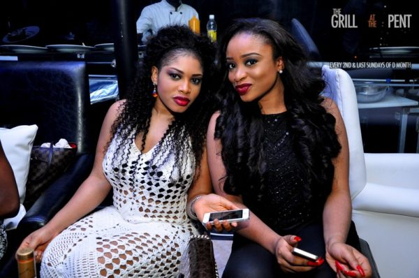 Grill at the Pent Back to the Future Edition - Bellanaija - October2014034