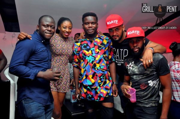 Grill at the Pent Back to the Future Edition - Bellanaija - October2014035