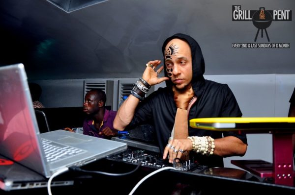 Grill at the Pent Back to the Future Edition - Bellanaija - October2014036