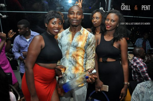 Grill at the Pent Back to the Future Edition - Bellanaija - October2014037