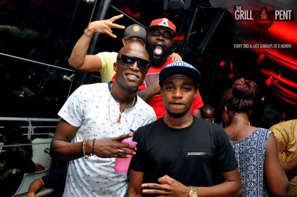 Grill at the Pent Back to the Future Edition - Bellanaija - October2014038