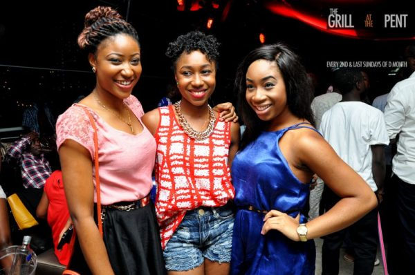 Grill at the Pent Back to the Future Edition - Bellanaija - October2014039
