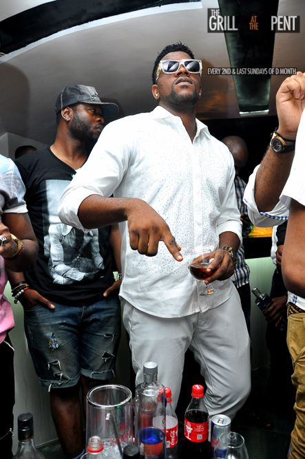 Grill at the Pent Back to the Future Edition - Bellanaija - October2014040