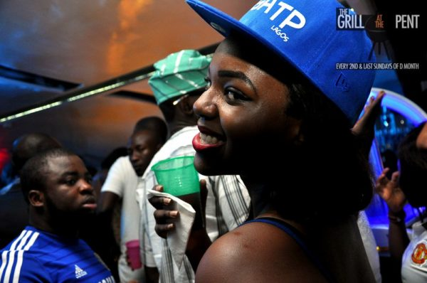 Grill at the Pent Back to the Future Edition - Bellanaija - October2014041