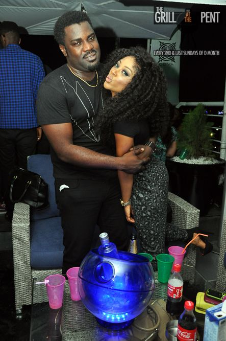 Grill at the Pent Back to the Future Edition - Bellanaija - October2014042