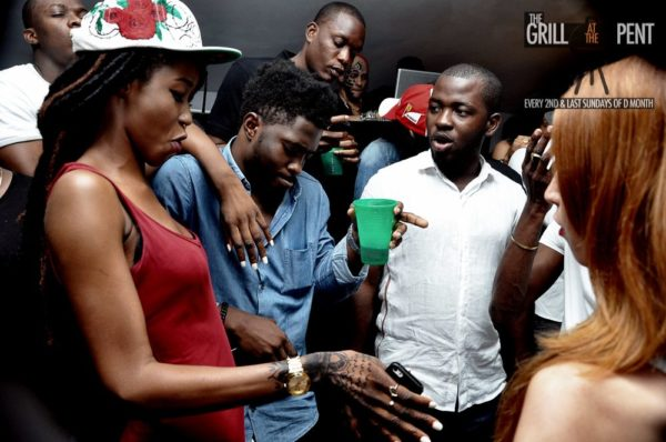 Grill at the Pent Back to the Future Edition - Bellanaija - October2014043