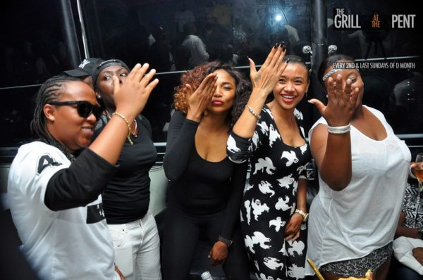 Grill at the Pent Back to the Future Edition - Bellanaija - October2014044
