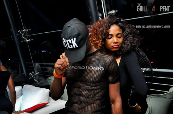 Grill at the Pent Back to the Future Edition - Bellanaija - October2014047
