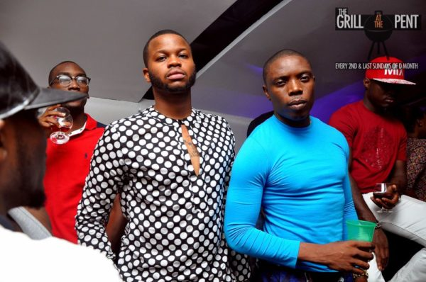 Grill at the Pent Back to the Future Edition - Bellanaija - October2014048